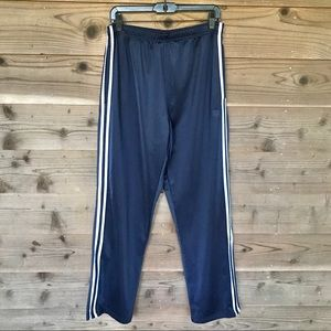 Wilson Navy with White Striped Track Pants XL